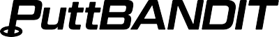 PuttBANDIT | Visibly Better Putting | Logo